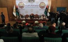 الصورة: الصورة: برلمان ليبيا يلغي اتفاق الوفاق - تركيا ويقر ملاحقة السراج
