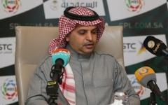 الصورة: الصورة: استقالة رئيس رابطة الدوري السعودي للمحترفين