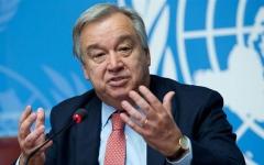 الصورة: الصورة: الأمين العام للأمم المتحدة: أوقفوا التصعيد