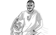 الصورة: الصورة: لعب كرة القدم من أجل السلام