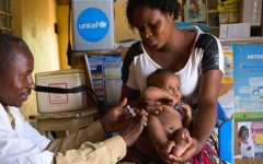 الصورة: الصورة: الحصبة تفتك بـ 6 آلاف شخص في الكونغو الديمقراطية