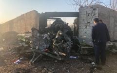 الصورة: الصورة: تعرف على جنسية ضحايا الطائرة الأوكرانية المنكوبة