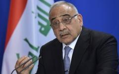 الصورة: الصورة: رئيس الوزراء العراقي: إيران أبلغتنا بالهجمات الصاروخية قبل تنفيذها