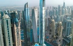 الصورة: الصورة: أطول فندق بالعالم في دبي مجدداً