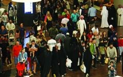 الصورة: الصورة: دبي النابضة بالحيوية تواصل التأ لّـق بزخم السياحة والأعمال