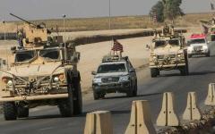 الصورة: الصورة: سقوط صاروخ قرب قاعدة تستضيف قوات أمريكية شمال العراق