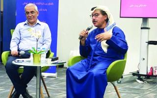 الصورة: الصورة: ناصر الظاهري: القصة في الإمارات نضجت وتفوّقت مبكراً