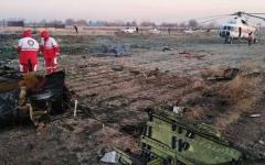 الصورة: الصورة: إيران تعترف بإسقاط الطائرة الأوكرانية عن غير قصد