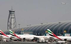 الصورة: الصورة: الأحوال الجوية تؤثر على بعض عمليات مطار دبي الدولي