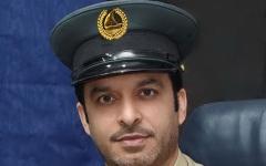 الصورة: الصورة: شرطة دبي تسجل  1880 حادثاً وتتلقى 51 ألف مكالمة خلال الأمطار