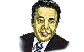 الصورة: الصورة: علي حميدان.. رجل القانون والدبلوماسية والفكر المستنير