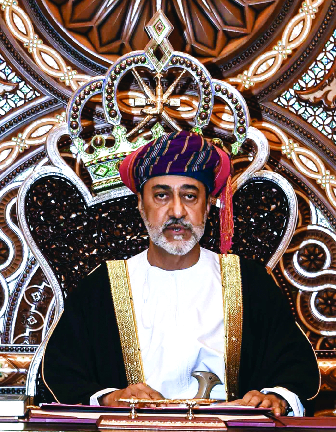 نتيجة بحث الصور عن صورة السلطان هيثم بن طارق
