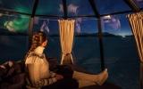 الصورة: الصورة: فنادق الأكواخ الفاخرة في القطب المتجمد تفتتح في 2020.. والمبلغ خيالي