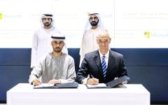 الصورة: الصورة: محمد بن راشد: نريد الإمارات الخيار الأول لشركات ومواهب الذكاء الاصطناعي