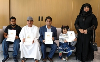 الصورة: الصورة: «دبي للثقافة» تعلن فائزي  «وطن الإبداع»