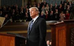 الصورة: الصورة: مجلس الشيوخ يبدأ رسمياً إجراءات محاكمة ترامب تمهيداً لعزله