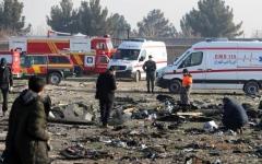 الصورة: الصورة: دول ضحايا الطائرة الأوكرانية تطالب إيران بدفع تعويضات