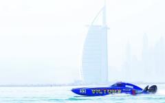 الصورة: الصورة: بن مسحار: هدف «دبي البحري» مواصلة التميّز
