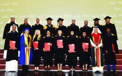 الصورة: الصورة: 243 خريجاً في الدفعة 30 لجامعة الإمارات للطيران