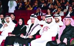 الصورة: الصورة: أحمد بن محمد: دبي ستبقى مركزاً يدعم نجاحات المؤسسات الإعلامية