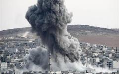 الصورة: الصورة: الأمم المتحدة: وقف إطلاق النار في إدلب فشل في حماية المدنيين