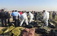 الصورة: الصورة: معركة قانونية مشحونة في انتظار أسر ضحايا تحطم الطائرة الأوكرانية