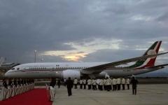 الصورة: الصورة: يانصيب.. جائزته الكبرى طائرة رئاسية