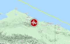 الصورة: الصورة: زلزال بقوة 6 درجات يضرب إقليم بابوا الإندونيسي