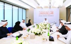 الصورة: الصورة: دبي تدعم تطلعات المستقبل باستراتيجية إعلامية موحدة