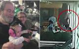 الصورة: الصورة: شاهد.. جد يسقط حفيدته الرضيعة من الطابق 11 لسفينة عملاقة