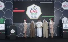 الصورة: الصورة: الإعلان عن مسارات «طواف الإمارات» 2020