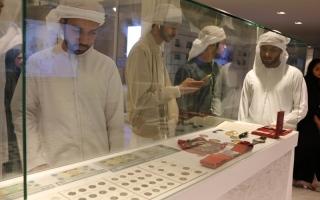 الصورة: الصورة: «ذاكرة الوطن» بمهرجان الشيخ زايد محطات من تاريخ الإمارات