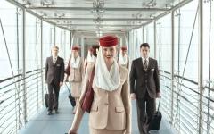 الصورة: الصورة: طيران الإمارات تفتح باب التعيين للمضيفات والمضيفين