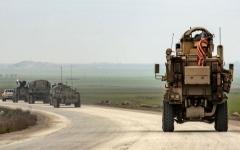 الصورة: الصورة: «كمائن» أمريكية للدوريات الروسية شرق سوريا