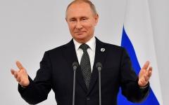 الصورة: الصورة: بوتين يعلن تشكيل حكومته الجديدة