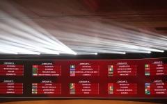 الصورة: الصورة: قرعة سهلة للمنتخبات العربية في تصفيات إفريقيا لمونديال 2022