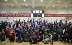 الصورة: الصورة: نجاح كبير لملتقى  الأولمبياد الخاص