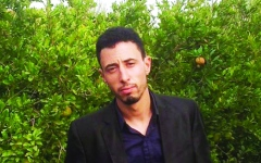 الصورة: الصورة: إدريس.. شاب مغربي أعاده الأمل إلى الحياة