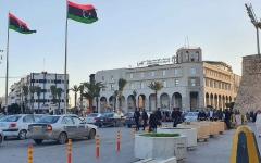 الصورة: الصورة: مجلس الأمن يدعو إلى التوصّل لوقف سريع لإطلاق النار في ليبيا