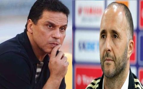 الصورة: الصورة: ماذا قال مدربا مصر والجزائر عن قرعة تصفيات مونديال 2022؟