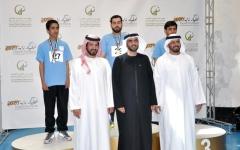 الصورة: الصورة: العين تتفوق في أولمبياد زايد لأصحاب الهمم
