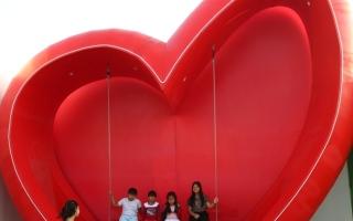 الصورة: الصورة: خور دبي والطفولة