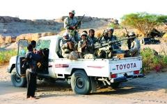 الصورة: الصورة: إفشال هجوم حوثي شرق الدريهمي