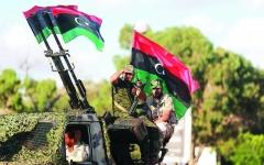 الصورة: الصورة: هدنة ليبيا تترنّح
