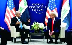 الصورة: الصورة: اتفاق أمريكي عراقي  على مواصلة الشراكة بين البلدين