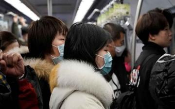 الصورة: الصورة: ارتفاع حالات الإصابة بفيروس كورونا في الصين إلى 571