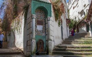 الصورة: الصورة: (فيديو) القصبة الجزائرية.. تراث عالمي ينتظر منقذه من الإهمال