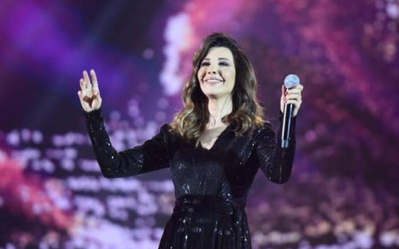 الصورة: الصورة: نانسي عجرم تعود لنشاطها الفني