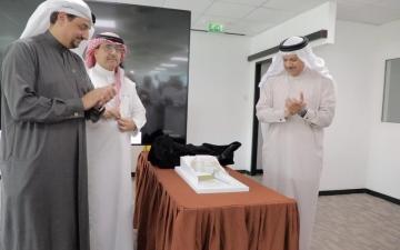 الصورة: الصورة: الأمين العام لمجلس التعاون  يدشن جناح مجلس التعاون في إكسبو 2020 دبي