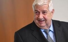 الصورة: الصورة: حقيقة وفاة وزير الخارجيّة السوريّ وليد المعلم